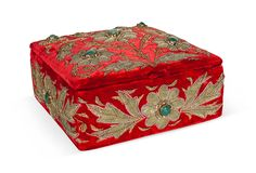 Indian Jewelry Box I on One Kings Lane today