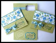love the layout and embossing