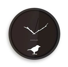 Wall Clock + Early Bird: Featured in HOW Magazine | My Design Shop