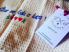 #littlestitchesportugal #handmade #handembroidery #embroidery #ricamomano #broderie #panodaloiçabordado #pontocruz #crossstich #madeinportugal #subversivecrossstich