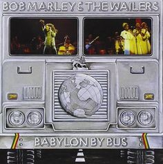 Bob Marley/Bob Marley & the Wailers Babylon by Bus 180g 2LP Vinyl #Records Sealed #Reggae
