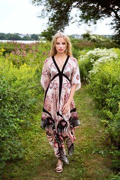 Rachel Zoe Spring 2017 Ready-to-Wear Fashion Show