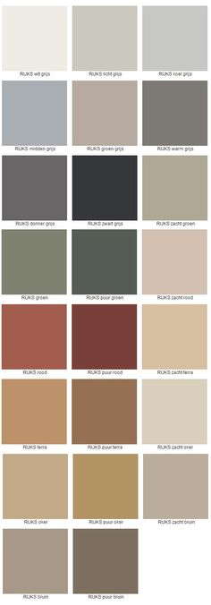 Sikkens Rijks kleuren - Scandinavian home haul Pantone Verde, Wall Colors, Colours, Paint Colors For Home, Colour Schemes, New Room, Color Inspiration, Sweet Home, New Homes