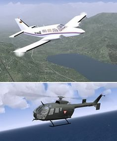 """"""" The Realism Of The Simulation Is Second To None... """"    """" Airplane simulation games for your PC just doesn't get any better than this. Been playing this for a few weeks now. It definitely kicks ass. The realism of the simulation is second to none.""""   Ed Dale - Compton, CA"""
