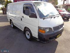 1999 Toyota Hiace SBV RCH22R look look