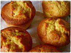Receitas - Queques de laranja - Petiscos.com