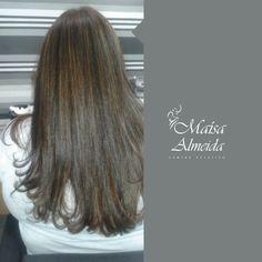 Meninas, olha que lindo esse cabelão  É mais uma produção da equipe de profissionais da Maísa Almeida! #MaisaAlmeida #CabeloLindo
