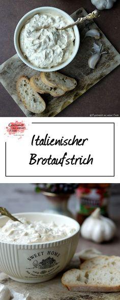 Italienischer Brotaufstrich   Rezept   Kochen