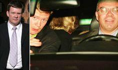 Diana's bodyguard Trevor Rees-Jones returns home still bearing scars