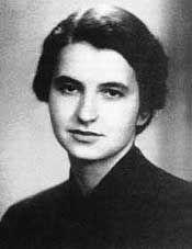 Rosalind Franklin (1920 - 1958)