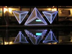 Video Projector Mapping Resolume - YouTube