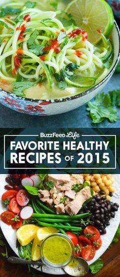 24 Of Our Favorite Healthy Recipes From 2015