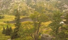 Karpacz Small Lake