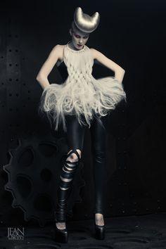 Hex by Jean Osipyan - Fashion Photography - Fantasy - Dark - Avant Garde