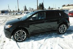 Ford Edge 2013 Sport Edition...  Our new ride :D
