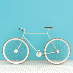 This bike has been designed to pack into a bag.