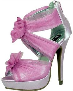 PROM DRESSES Brenna 5 inch Prom Shoes by Tony Bowls 9070 |2013 Fashion High Heels|