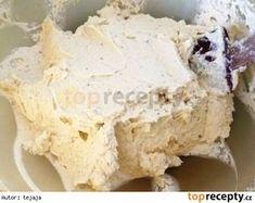 Oprava sraženého krému Baking Tips, A Table, Tiramisu, Nutella, Muffins, Fondant, Dairy, Food And Drink, Cooking Recipes