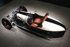 The ACE Cycle Car_inspiration for the new Morgan 3 Wheeler
