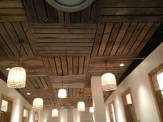 Luxury Inexpensive Basement Ceiling