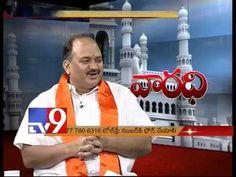 AP BJP leader Rama Kotaiah with NRIs - Varadhi