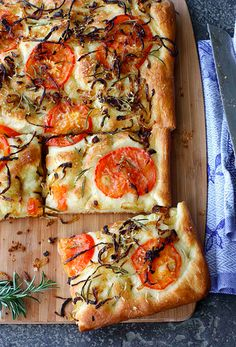 Skip the delivery fee and try this focaccia recipe instead!