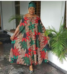 The complete pictures of latest ankara long gown styles of 2018 you've been searching for. These long ankara gown styles of 2018 are beautiful Latest African Fashion Dresses, African Dresses For Women, African Print Dresses, African Print Fashion, Africa Fashion, African Attire, African Wear, Modern African Dresses, African Outfits