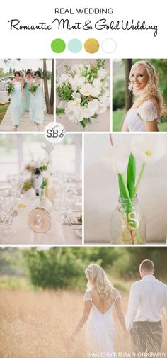 Romantic Mint & Gold Wedding by Piteira Photography | SouthBound Bride | http://www.southboundbride.com/romantic-mint-gold-wedding-at-white-light-by-piteira-photography-steph-dylan