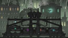 Screenshot from first chapter of the game.