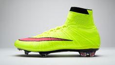 "Nike Mercurial Superfly IV ""Volt/Hyper Pink"""