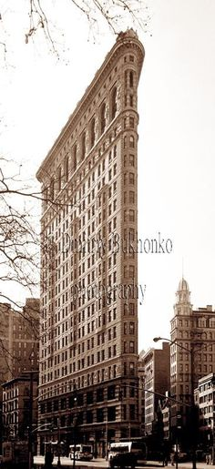 63 Super Ideas Beautiful Art Photography New York New York Photography, Sunset Photography, Vintage Photography, New York Canvas, States In America, United States, Flatiron Building, Interesting Buildings, Flat Iron