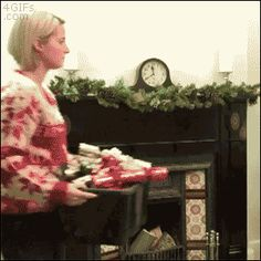 Decorating for Christmas can be so fast & easy!