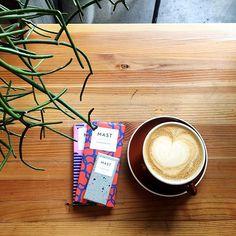 Chocolates + coffee, you can't go wrong. @nicolechancellor