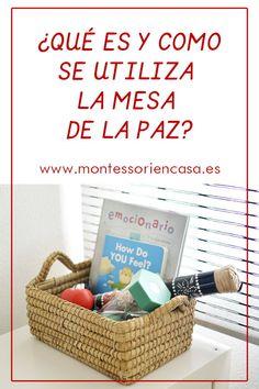 Maria Montessori, Montessori Activities, Activities For Kids, Mindfulness For Kids, Reggio Emilia, School Counseling, Learning Spanish, Kids Education, Classroom Management