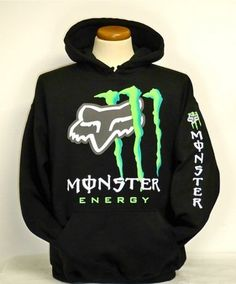 Fox Racing Monster Energy Hoodies - WOW.com - Image Results
