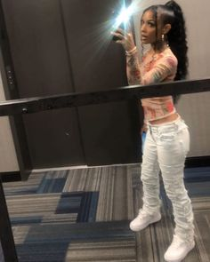 Cute Swag Outfits, Dope Outfits, Teen Fashion Outfits, Girl Outfits, My Hairstyle, Hairstyles, Black Girl Fashion, Wattpad, Fashion Killa
