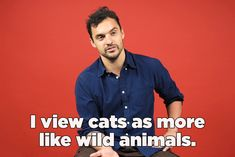 Cats or dogs? | Jake Johnson Is Not A Fan Of Karaoke, And Other Random Things