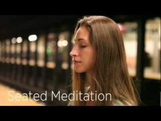 Meditate Everywhere with Tara Stiles - maybe I should try it.