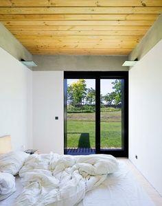 Модульный современный фермерский дом по Ирландия / Muhely - дизайн молока