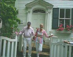 Alexandra Stoddard & Peter McGargee Brown