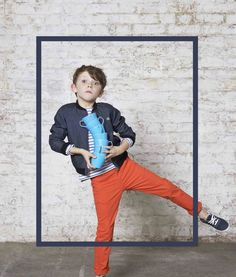 No Added Sugar vibrant skinny jeans for kids fashion summer 2014