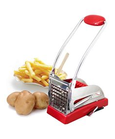 Look at this French Fry Cutter on #zulily today!