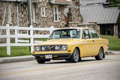 Volvo 142. Believe it or not but this is one of my dream cars