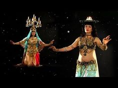 "Tanna Valentine, Nyx Asteria, belly dance costumes by Totally Creative NYC, in the ""Gifts of the Magi"" music video by Life Is Cake Belly Dance Music, Dance Music Videos, Belly Dance Costumes, Nyx, Dancer, Dance Gifts, Action, Wonder Woman, Cake"