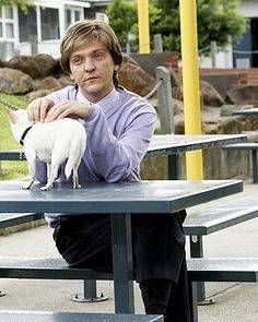 'Mr G & Celine' Sticker by abc-s Summer Heights High, Chris Lilley, Private School Girl, Really Funny Memes, Funny Stuff, Tv Reviews, Golf Humor, About Time Movie, Tv On The Radio