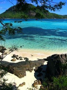 Les Seychelles.