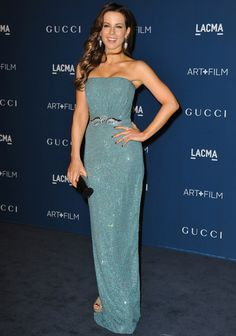 Kate Beckinsale paillettes dress