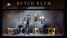 Luciano Barbera Trunk Show Fall 2012 at BUTCH BLUM | Flickr - Photo Sharing!