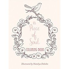 #BookReview of #APieceofSoul from #ReadersFavorite - https://readersfavorite.com/book-review/a-piece-of-soul  Reviewed by Melissa Tanaka for Readers' Favorite  A Piece of Soul is a beautiful anti stress coloring book for adults, illustrated by Nataliya Dolotko. With coloring pages that range from houses to plants to animals both real and fantastical, A Piece of Soul has a little bit of something for everyone. The coloring pages also alternate between complex, with intricate details that…
