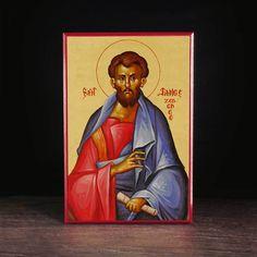 Apostle James Zebedee (Clark) Icon - S207 - Legacy Icons
